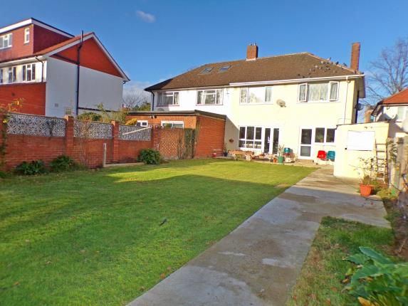 Thumbnail Semi-detached house for sale in Chaplin Road, Harrow, Wembley