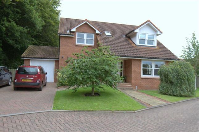 Thumbnail Detached house for sale in Woodside Park, Horncliffe, Berwick Upon Tweed
