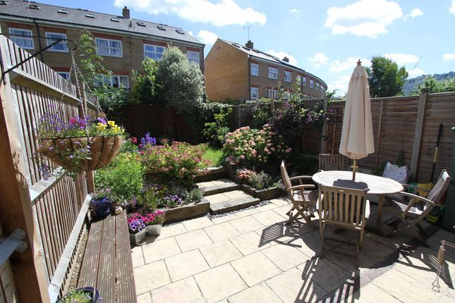 Thumbnail Terraced house to rent in Basevi Way, London, London