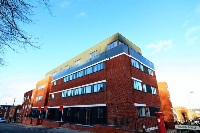 1 bed flat for sale in Modern Apartment, Napier Court, Luton LU1