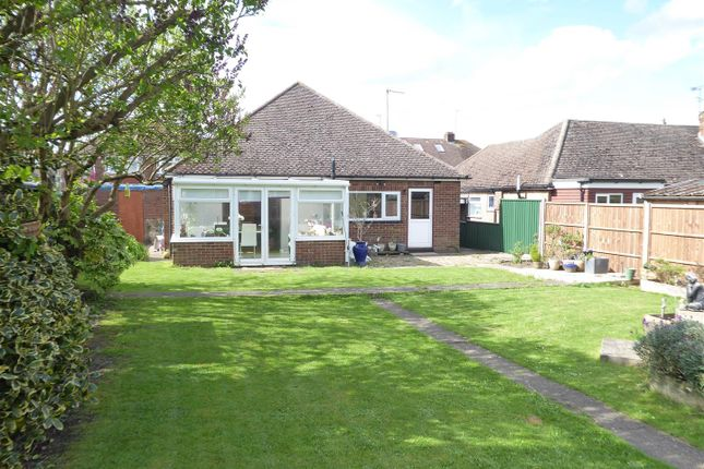 Thumbnail Detached bungalow for sale in Sundown Avenue, Dunstable