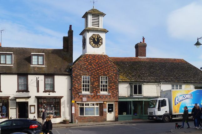 Thumbnail Office for sale in 72 High Street, Steyning