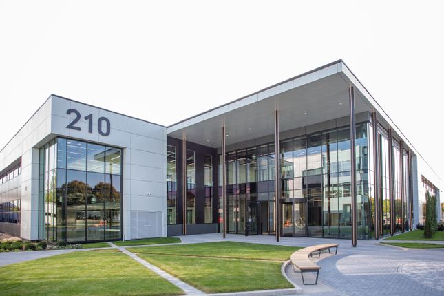 Thumbnail Office to let in Building 210, Winnersh Triangle, Reading