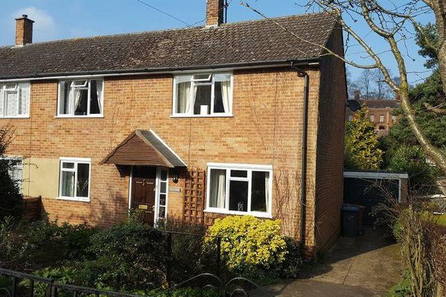 Thumbnail Semi-detached house to rent in Bridgewood Road, Woodbridge