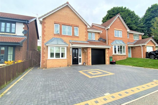 4 bed detached house for sale in Chillerton Way, Wingate TS28