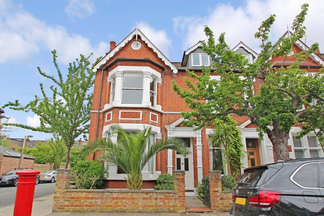 Thumbnail End terrace house to rent in Priory Road, Kew, Richmond