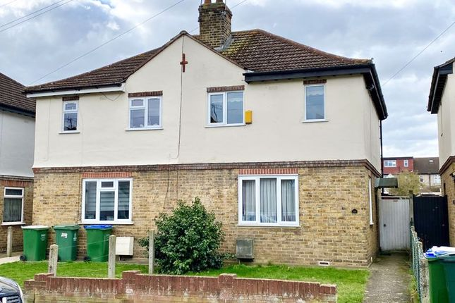 2 bed end terrace house for sale in Albert Road, Bexley DA5