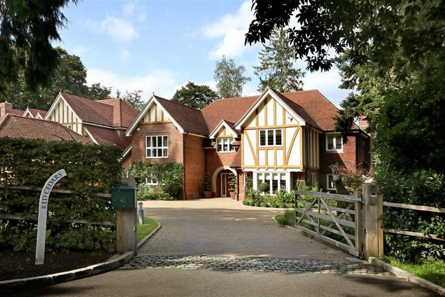 Thumbnail Detached house for sale in Rotherfield Garth, Harpsden Way, Henley-On-Thames