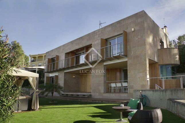 Thumbnail Villa for sale in Spain, Barcelona, Sitges, Olivella / Canyelles, Sit8312