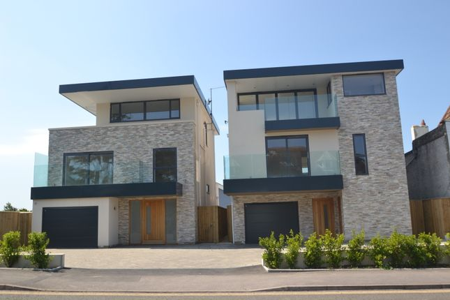 Thumbnail Detached house for sale in Sandbanks Road, Lilliput