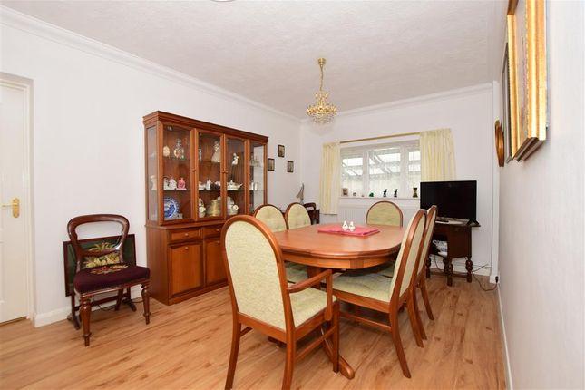 Dining Area of Rosemount Close, Loose, Maidstone, Kent ME15
