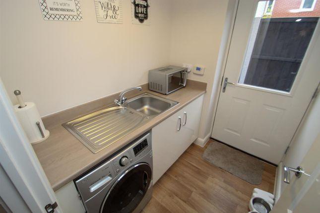 Utility Room of Ostler Drive, Weston Coyney, Stoke-On-Trent ST3