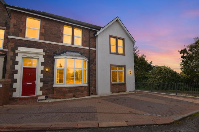 Thumbnail End terrace house for sale in York Road, Carlisle