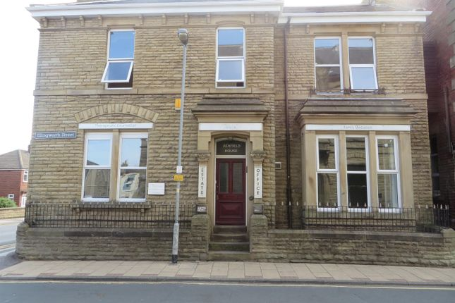 Thumbnail Flat to rent in Illingworth Street, Ossett, West Yorkshire