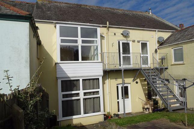 Thumbnail Flat to rent in Russell Street, Liskeard