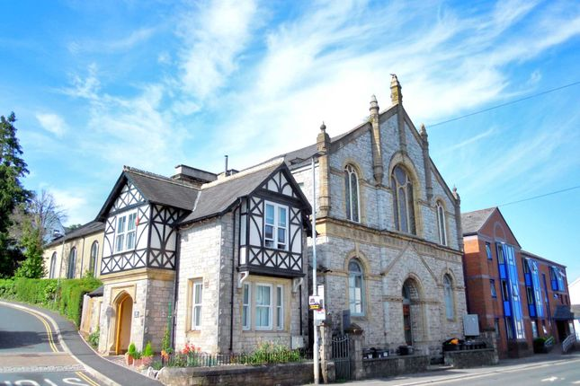 Thumbnail Flat for sale in The Old Baptist Chapel, East Street, Newton Abbot