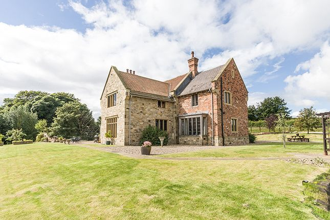 Thumbnail Country house for sale in Mole Hill Farmhouse, Boghouse Lane, Beamish, County Durham