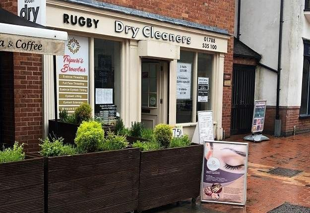 Retail premises for sale in Chapel Street, Rugby