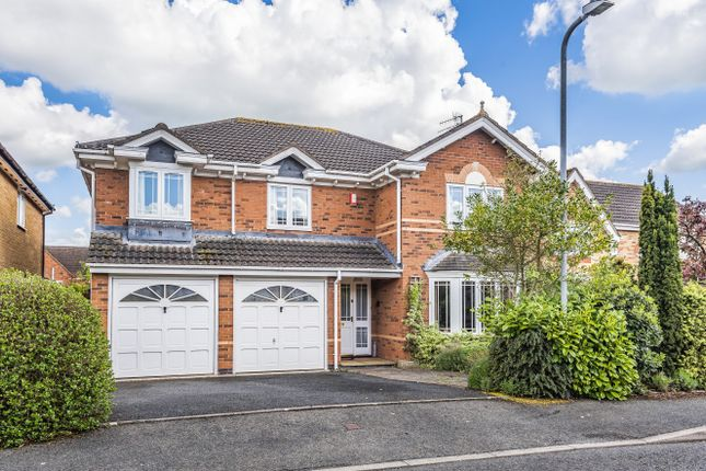 Thumbnail Detached house for sale in 4, Hunter Rise, Pershore