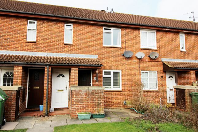 Thumbnail Flat for sale in Coppice Way, Aylesbury