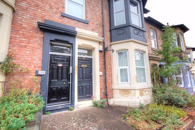 Thumbnail Flat for sale in Grosvenor Road, Jesmond, Newcastle Upon Tyne