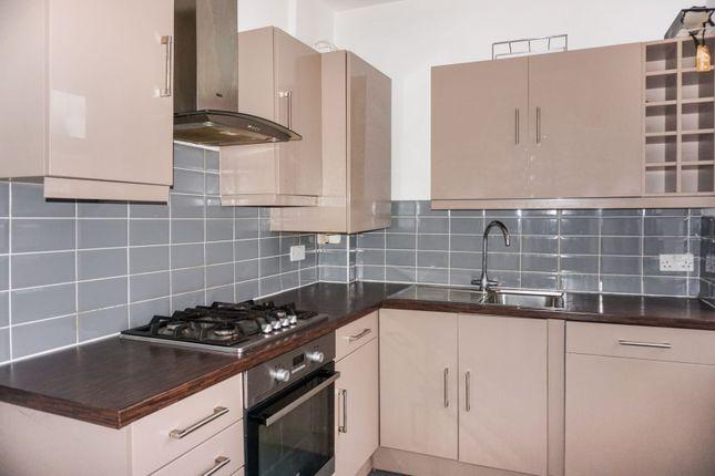 Kitchen of Parkfield Road North, New Moston M40