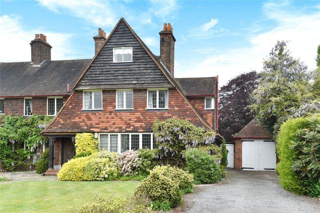 Thumbnail Semi-detached house for sale in Elmstead Lane, Chislehurst