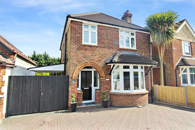 3 bed detached house for sale in Chalkwell Road, Sittingbourne ME10