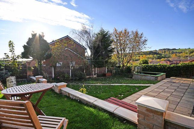 Garden View of Wooldale Drive, Owlthorpe, Sheffield S20