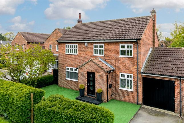 Thumbnail Detached house for sale in Fleet Lane, Tockwith, York, North Yorkshire
