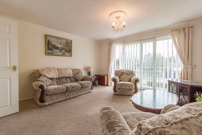 Thumbnail Flat for sale in Llanyravon Square, Llanyravon, Cwmbran