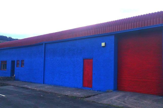 Thumbnail Light industrial for sale in Highfield, Ferndale