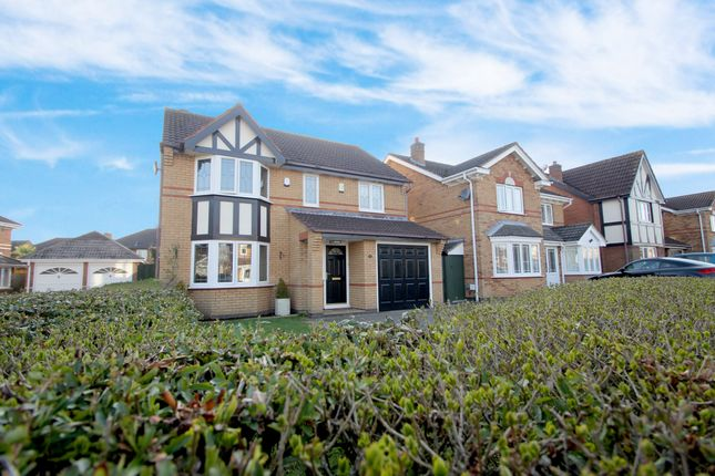 4 bed detached house for sale in Greenfield Avenue, Balsall Common, Coventry CV7
