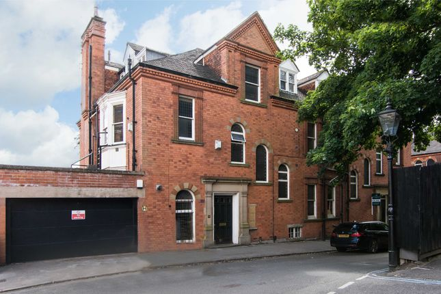 Thumbnail Flat for sale in Newcastle Drive, Nottingham