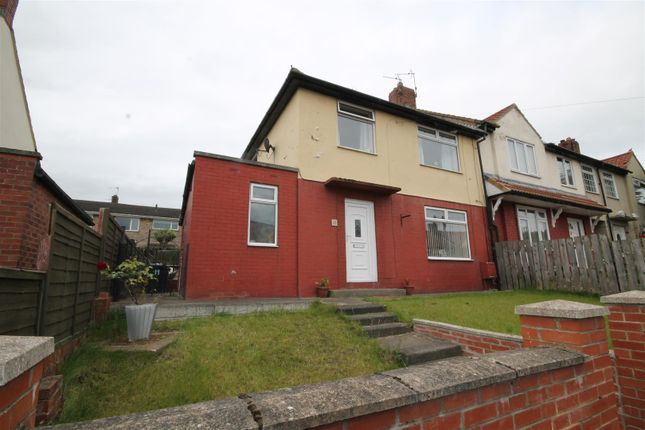 Thumbnail Property to rent in Highfield Gardens, Howden Le Wear, Crook
