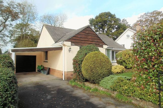 Thumbnail Bungalow for sale in Priory Close, Tavistock
