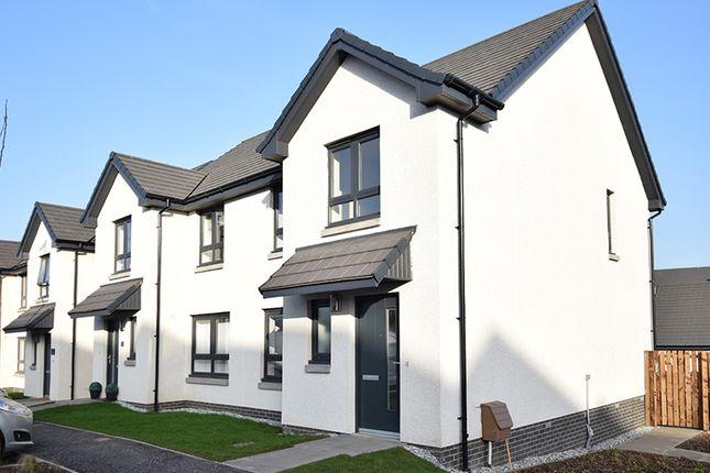 Thumbnail Semi-detached house for sale in Milligan Drive, Edinburgh