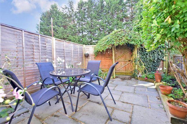 Rear Garden of Wallbridge Lane, Upchurch, Kent ME8