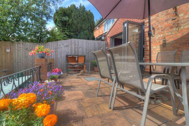 Patio Area of Scraptoft Lane, Humberstone, Leicester LE5