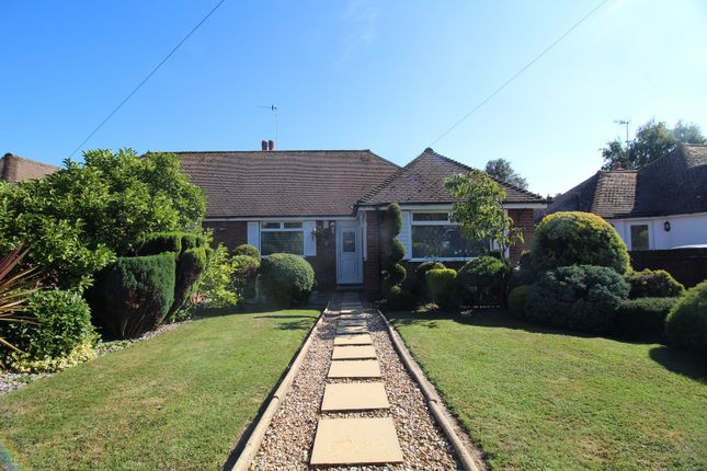 Thumbnail Semi-detached bungalow for sale in Church Vale Road, Bexhill-On-Sea