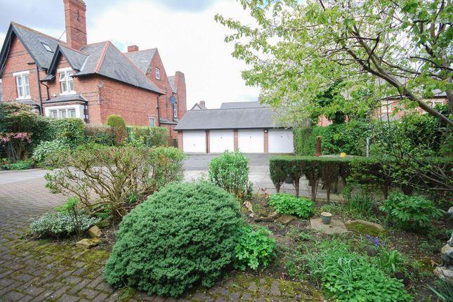 Communal Gardens of Westoe Village, South Shields NE33