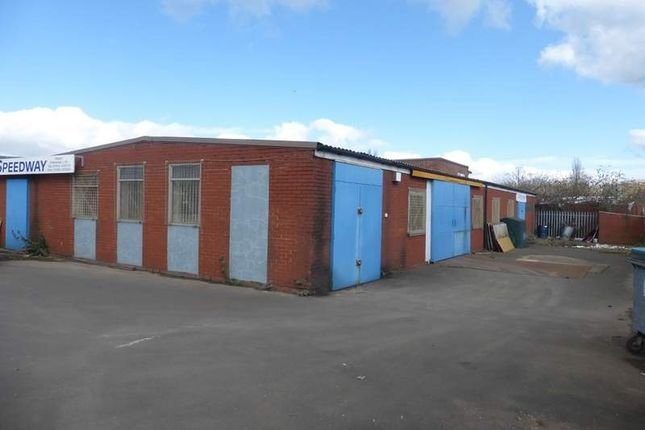 Thumbnail Land to let in Qualcast Road Industrial Estate, Wolverhampton