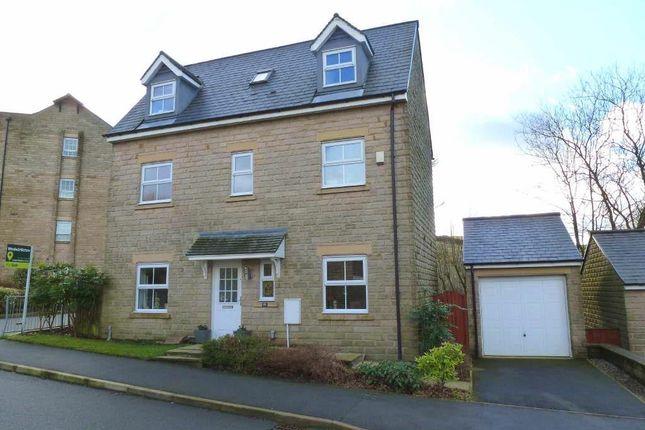 4 bed detached house for sale in Clough Gardens, Haslingden, Rossendale