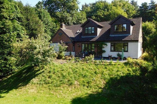 Thumbnail Detached house for sale in Birks Drive, Ashley Heath, Market Drayton