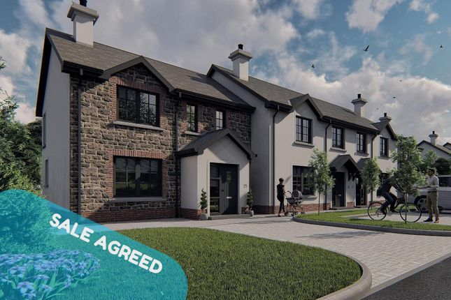 Thumbnail Terraced house for sale in The Ash, Gortnessy Meadows, Derry