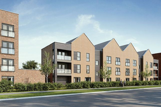 """Flat for sale in """"Bluebell House"""" at Blythe Gate, Blythe Valley Park, Shirley, Solihull"""