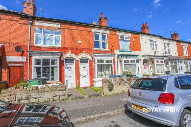 Thumbnail Terraced house to rent in Linden Road, Bearwood