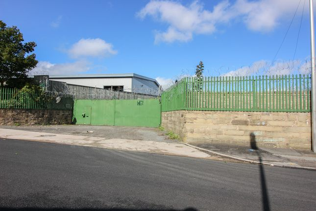 Thumbnail Land to let in Weston Street, Bolton