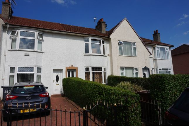 Thumbnail Terraced house for sale in Dalgarroch Avenue, Clydebank