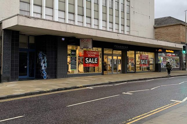 Thumbnail Retail premises to let in 88-92, Main Street, Wishaw